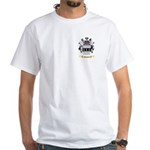 Higgins White T-Shirt