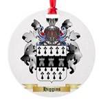Higgins Round Ornament