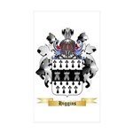Higgins Sticker (Rectangle 50 pk)