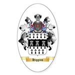 Higgins Sticker (Oval 50 pk)