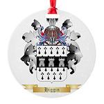 Higgin Round Ornament