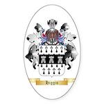 Higgin Sticker (Oval 50 pk)