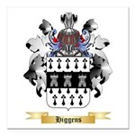Higgens Square Car Magnet 3