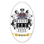 Higgens Sticker (Oval 50 pk)