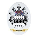 Higgens Ornament (Oval)