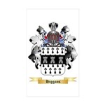 Higgans Sticker (Rectangle 50 pk)