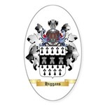 Higgans Sticker (Oval 50 pk)