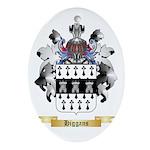 Higgans Ornament (Oval)