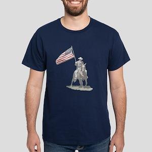 Mounted Patriot Dark T-Shirt