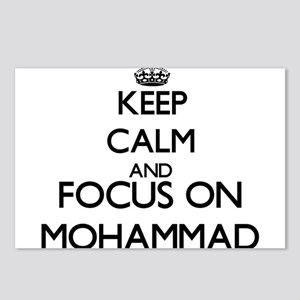 Keep Calm and Focus on Mo Postcards (Package of 8)