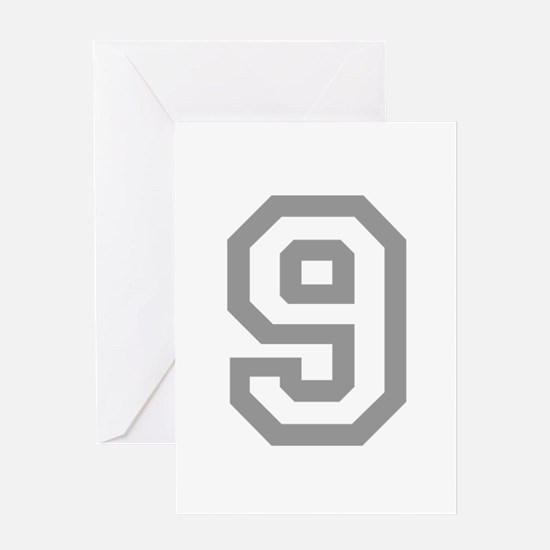 9 Greeting Cards