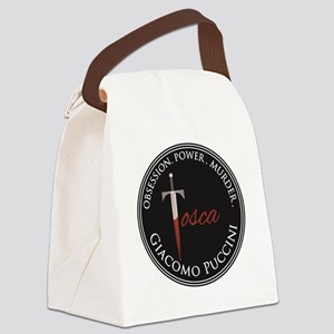TOSCA Canvas Lunch Bag