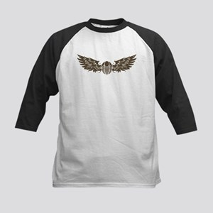 Brown Flying Trilo Baseball Jersey