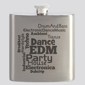EDM Word Cloud Flask