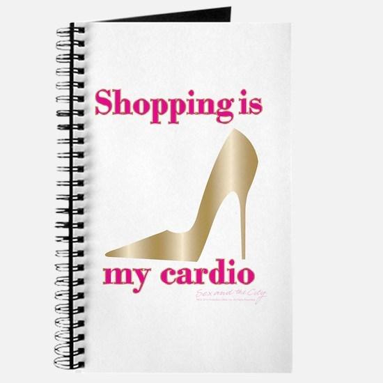 SATC Shopping Is My Cardio Journal