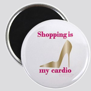 SATC Shopping Is My Cardio Magnet