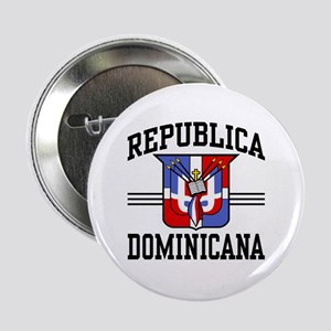 Republica Dominicana Button