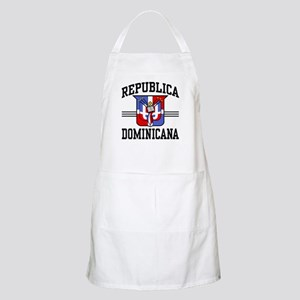 Republica Dominicana BBQ Apron