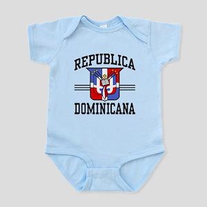 Republica Dominicana Infant Bodysuit