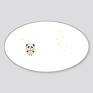Cutest Kids Panda born in February Sticker