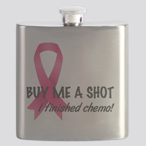 Breast Cancer Chemo Flask