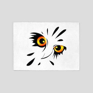 Night Owl- 5'x7'Area Rug