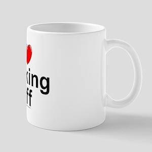 Jacking Off Mug