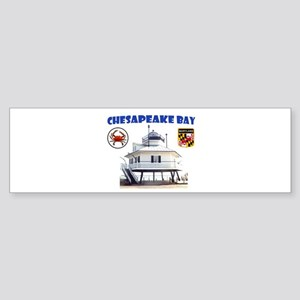 Chesapeake Bay Bumper Sticker