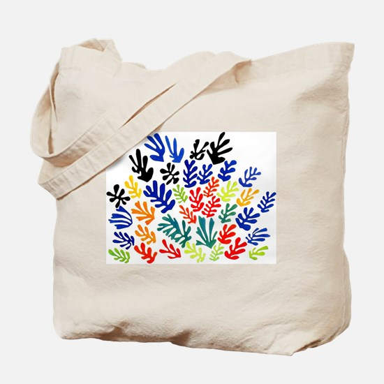 MATISSE LEAVES Tote Bag