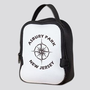 New Jersey - Asbury Park Neoprene Lunch Bag