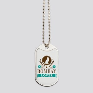 Bombay Cat Lover Dog Tags