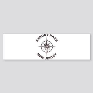 New Jersey - Asbury Park Bumper Sticker