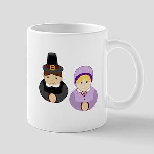 Pilgrims Mugs