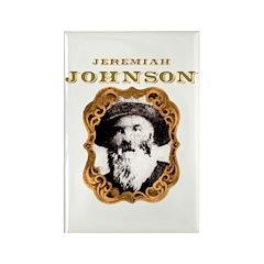 Jeremiah Johnson Rectangle Magnet (10 pack)