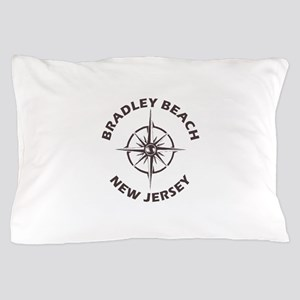 New Jersey - Bradley Beach Pillow Case