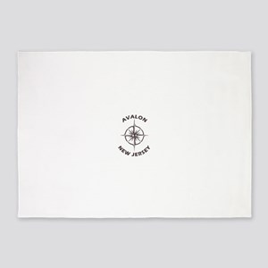 New Jersey - Avalon 5'x7'Area Rug