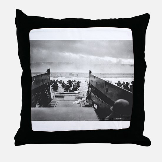 Cute Ww2 Throw Pillow