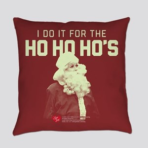 Lucy Ho Ho Ho's Everyday Pillow