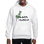 Alien Baby Hooded Sweatshirt