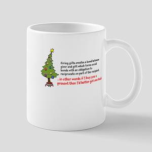 Mauss Gift Giving Mugs