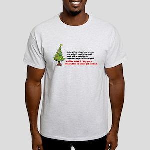 Mauss Gift Giving T-Shirt