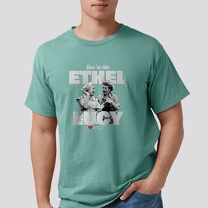 Ethel to my Lucy Mens Comfort Colors Shirt
