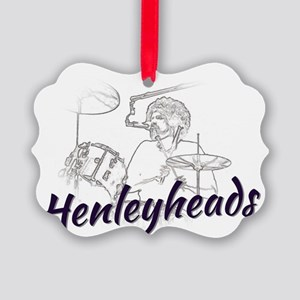 Henleyheads Picture Ornament