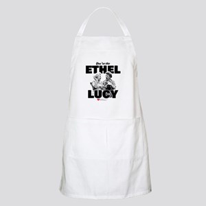 Ethel to my Lucy Light Apron