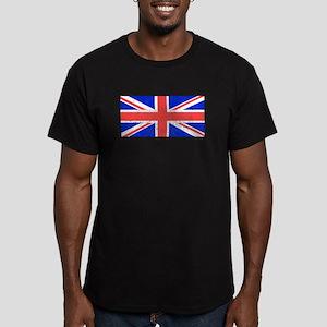 Distressed United Kingdom Flag T-Shirt