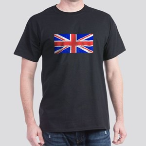 Distressed United Kingdom Flag T-Shirt
