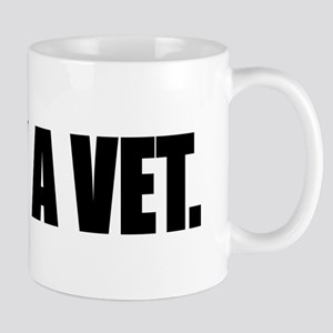 THANK A VET 11 oz Ceramic Mug