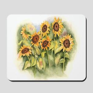Field of Sunflower Mousepad