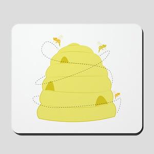 Bee Hive Mousepad