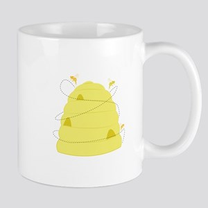 Bee Hive Mugs